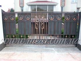 автоматические ворота под заказ