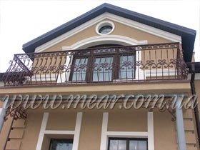 ограждения для балконов недорого