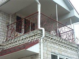 заказать ограждения для балкона