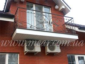 ограждение балконное на заказ
