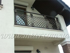 балконное ограждение недорого