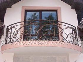ограждение для балкона недорого