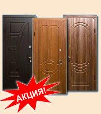 Варианты дверей с полной комплектацией