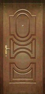 Монтаж бронированных дверей