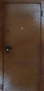 Покраска бронированных дверей