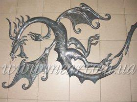Декоративные кованые изделия на заказ
