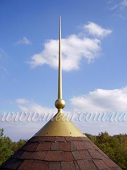 купол и шпиль