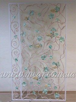 Декоративная решетка Лоза
