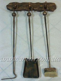изготовление кованого инструмента