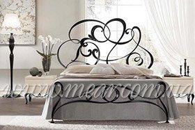Итальянские кованные кровати недорого