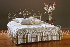 Итальянские кованные кровати Украина