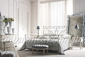 Итальянские кованные кровати Тернополь