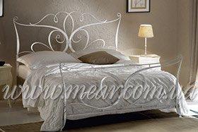 Итальянские кованные кровати низкая цена