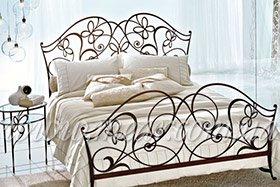 Итальянские кованные кровати Житомир