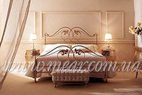Итальянские кованные кровати под заказ