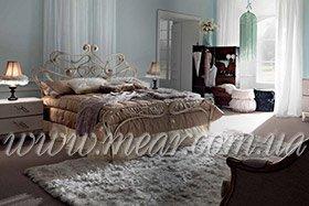 Красивые итальянские кованные кровати