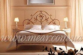 Оригинальные итальянские кованные кровати