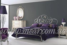 Итальянские кованные кровати по доступной цене