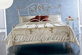 Итальянские кованные кровати заказать