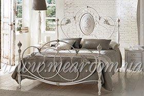 Итальянские кованные кровати в Украине