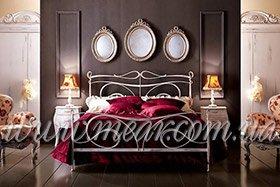 Итальянские кованные кровати купить в Украине
