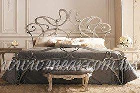Итальянские кованные кровати заказать в Запорожье