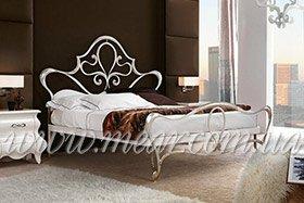Итальянские кованные кровати купить во Львове