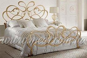 Итальянские кованные кровати стоимость в Харькове