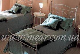 Итальянские кованные кровати