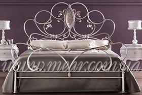 Итальянские кованные кровати заказать в Житомире