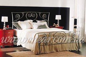 Итальянские кованные кровати заказать в Черкассах