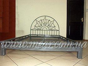 Кованная кровать цена в Киеве