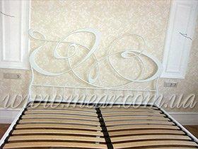 Кованная кровать от производителя