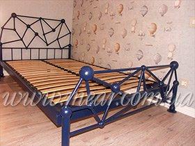 Кованная кровать заказать