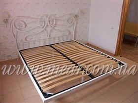 Кованная кровать цена