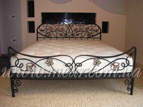 Кровати кованые купить