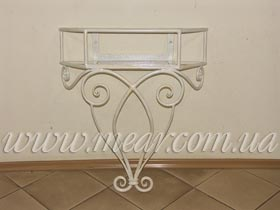 кованый стол Валенсия